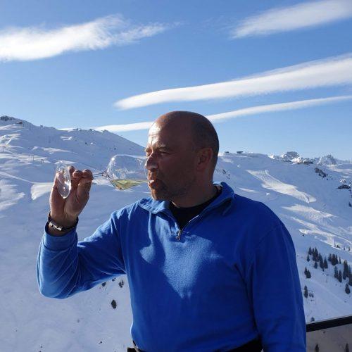 """Wijnproeverij """"Wintersportwijnen"""""""